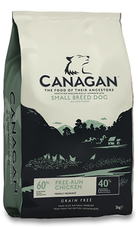 Canagan Dog Food Small Breed Free Run Chicken Dry Dog Food